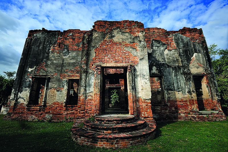 Wichayen-House-Lopburi