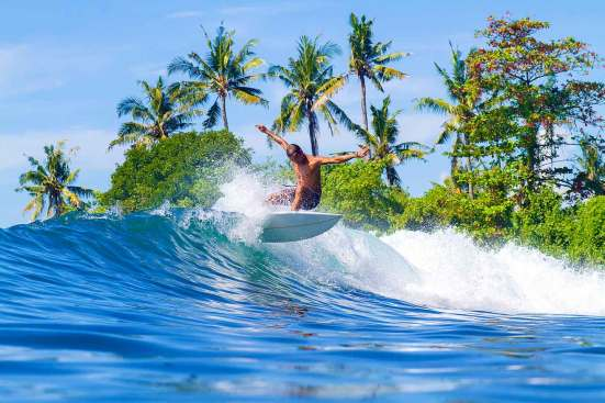 Image result for Surfing in Bali