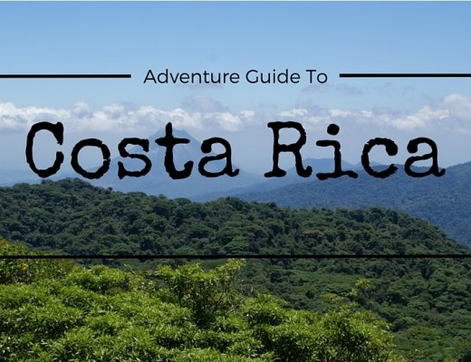 Adventure Guide To Costa Rica