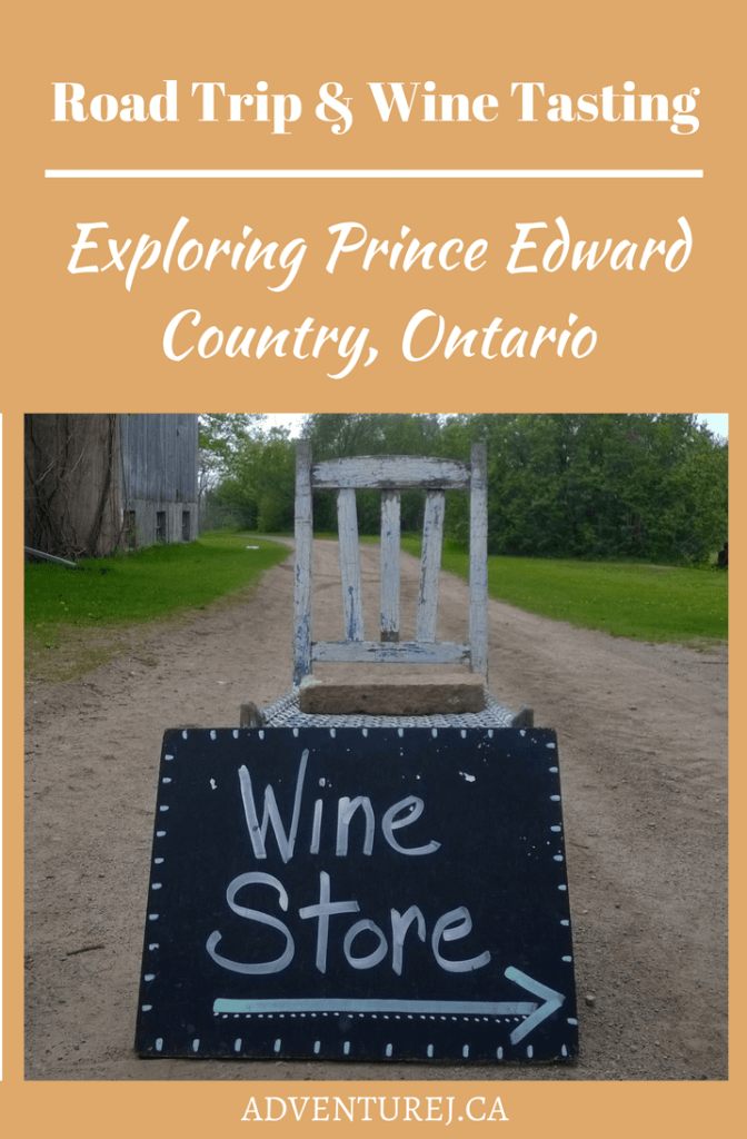 The perfect girls weekend getaway in Ontario's Prince Edward County wine country. Located on Lake Ontario not only is the wine amazing but the countryside is spectacular too!   #Canada #Ontario #wine #winetasting #princeedwardcounty #roadtrip #travel #traveltips #winestore