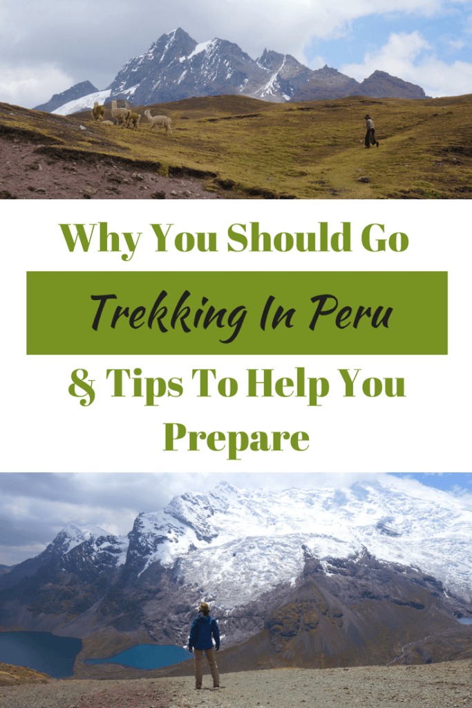 Trekking in Peru is world class and there are so many areas and hikes to choose from. It's never a question of should you trek, it's a question of where.  #trekking #hike #hiking #Peru #Andes #mountains #mountain #southamerica #outdoors #adventure #explore #alpaca #Cusco