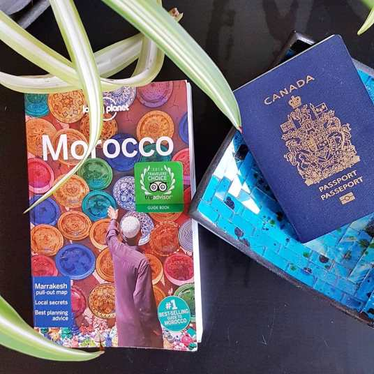 Morocco Lonely Planet