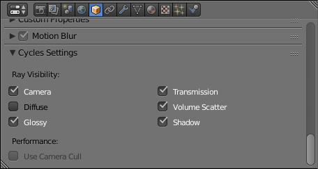 matcap-blender-shader-object-settings