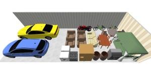 16x45 Furniture and Vehicle Storage in Altoona, IA