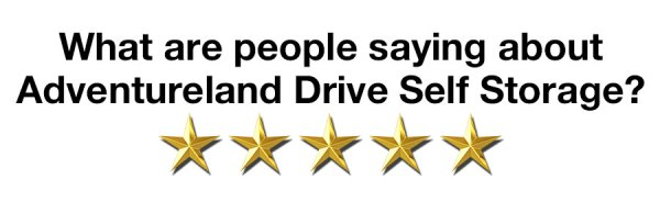 Customer Reviews Adventureland Drive Self Storage Altoona IA