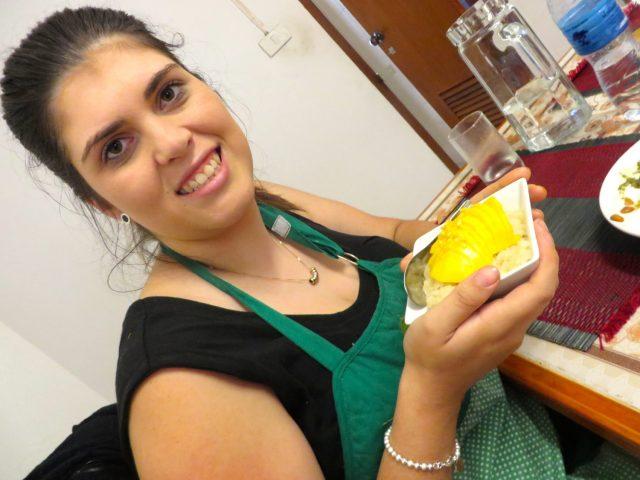 Mango sticky rice!