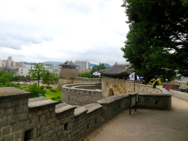 hwaseong fortress suwon day trip from seoul