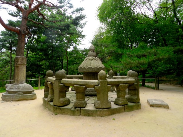 changdeokgung palace seoul ruins