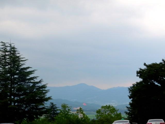 mountains Gyeongju