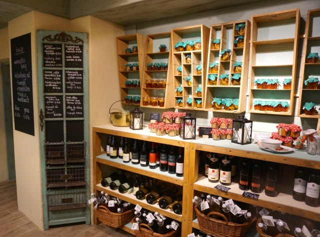 Organic store in St Wolfgang