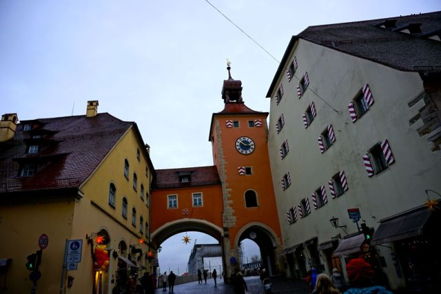 Part of the UNECO Listed Site of Regensburg, Old Town
