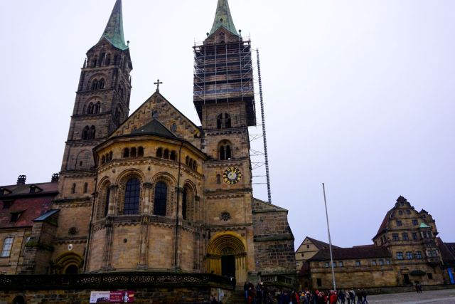 The Cathedral of Bamberg