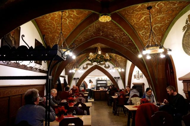 Schlenkerla brewhouse
