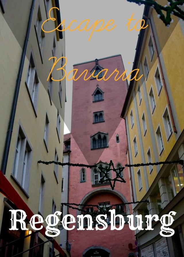 escape to bavaria regensburg