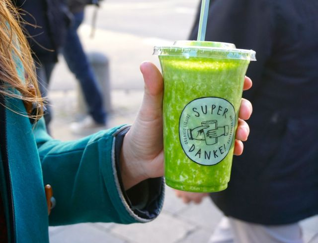 what to eat in germany green smoothies