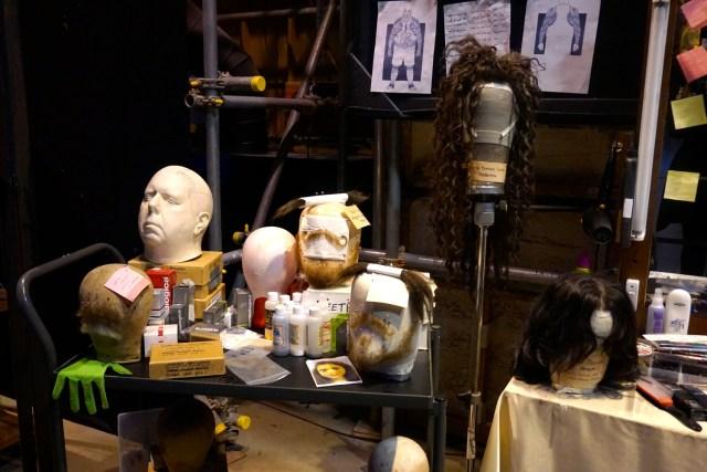 harry potter studios london costume design