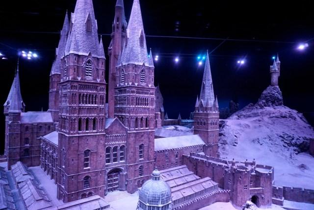 harry potter studios london hogwarts
