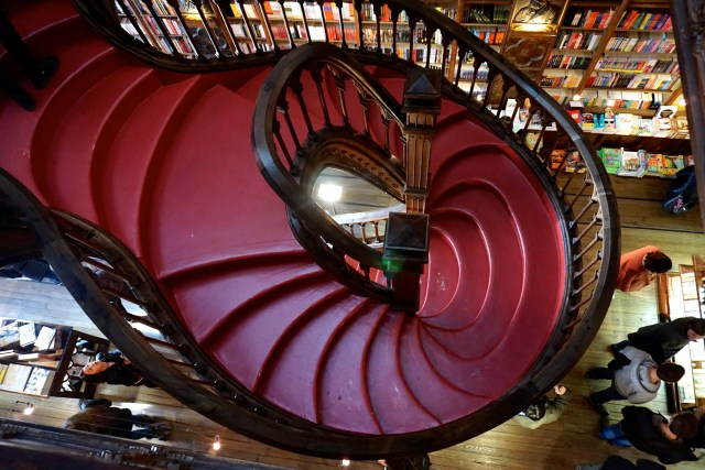what to do in porto lello harry potter bookshop