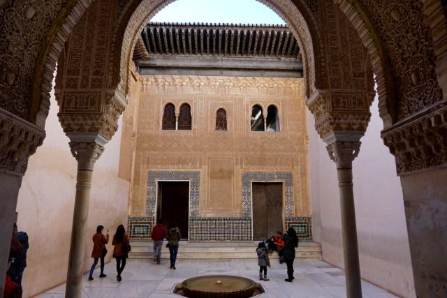 3 days in granada the alhambra