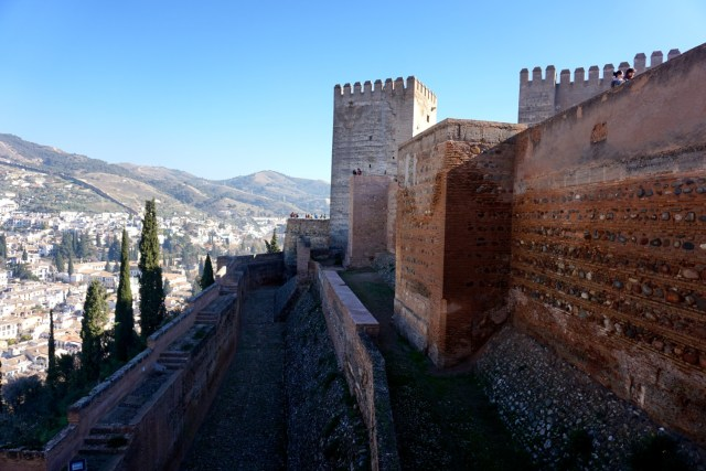 3 days in granada the alhambra