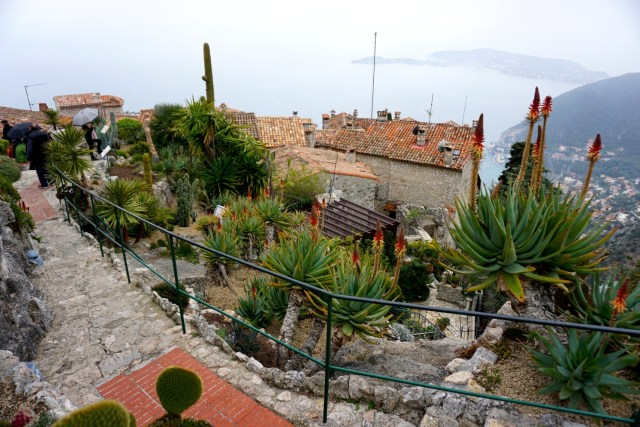 day trip to eze and monaco from nice