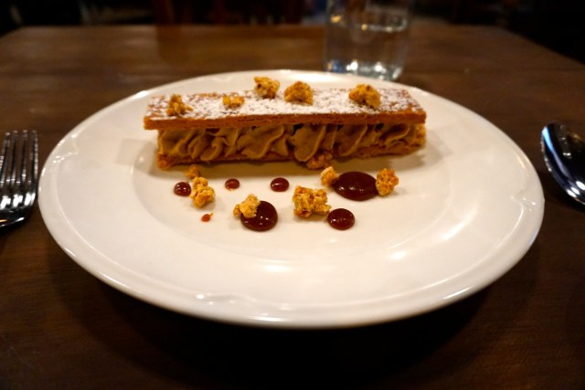 what to eat in france mille feuille