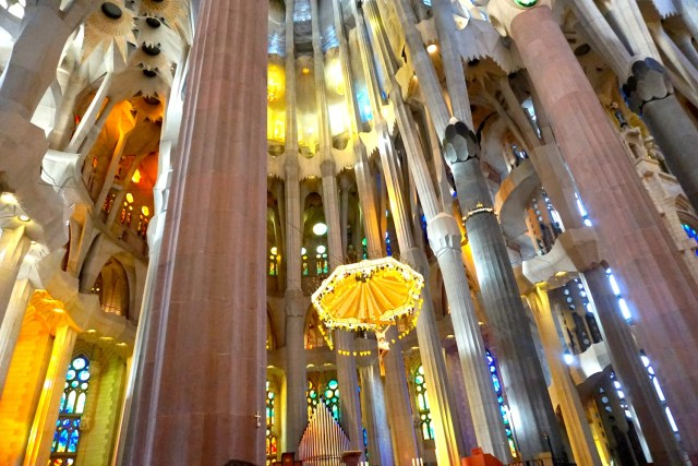 Guide to Barcelona Sagrada Familia