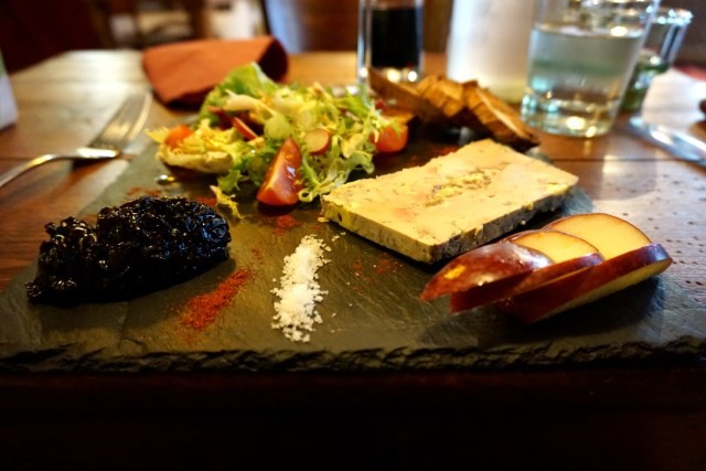 what to eat in france foie gras