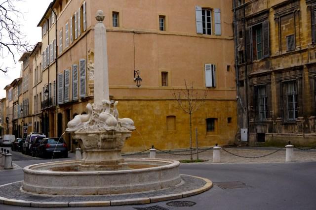 aixe-en-provence france local walking tour