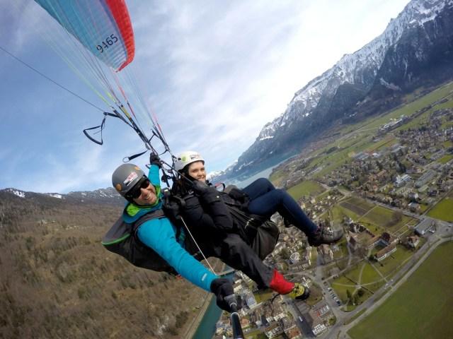 five days in switzerland - 5 day itinerary for switzerland paragliding interlaken