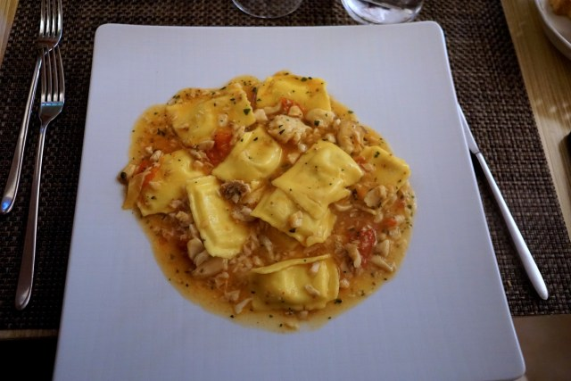 what to eat in italy ravioli