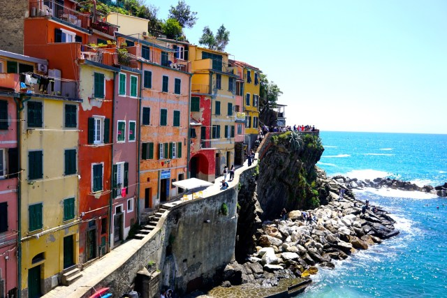 what to do in cinque terre Riomaggiore
