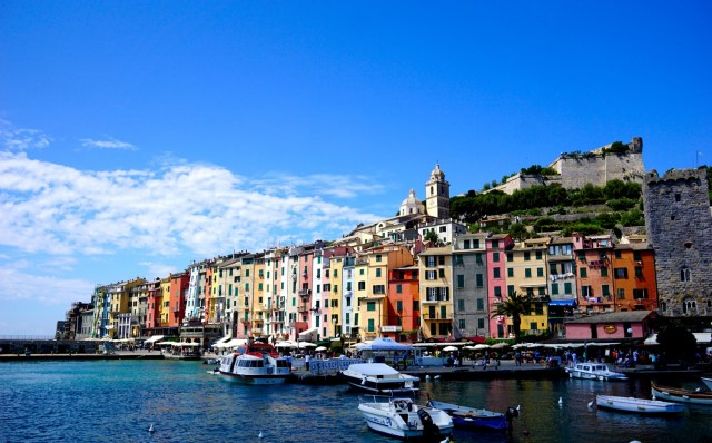 what to do in cinque terre porto venere