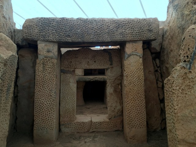five days in malta hagar qim temples
