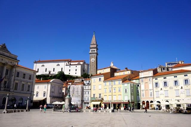 5 five days in slovenia piran roundabout travel