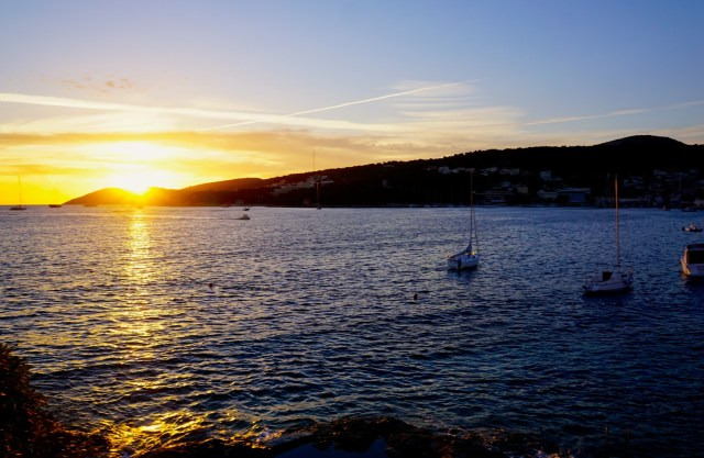 what to do in hvar croatia sunsets