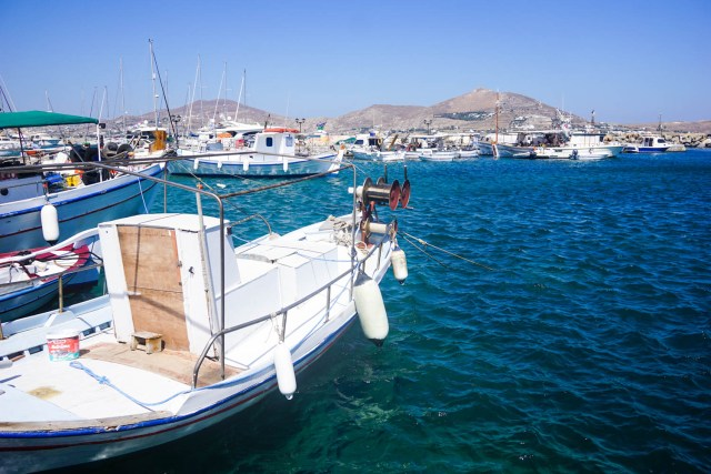 what to do in paros