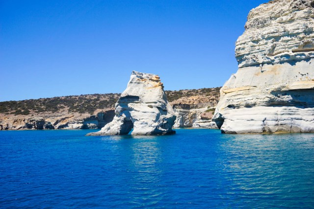 what to do in milos island guide three days