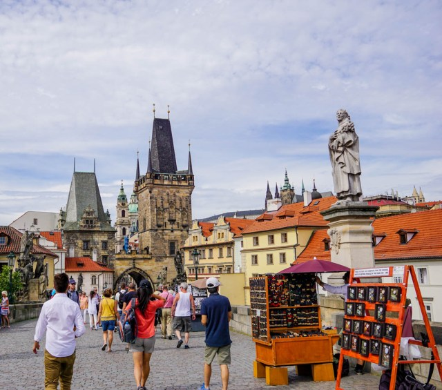 four days in prague