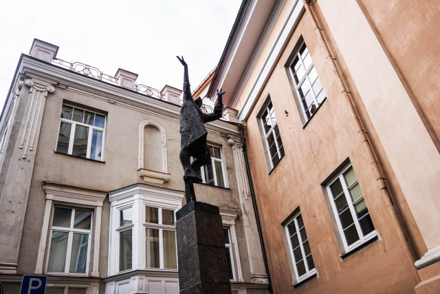 what to do in vilnius lithuania quirky