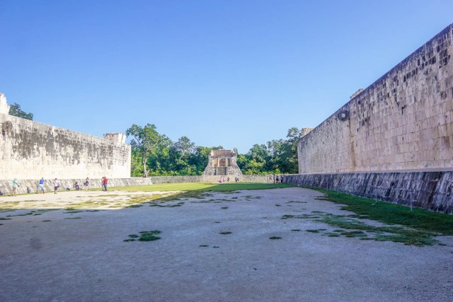 visiting chichen itza without a tour