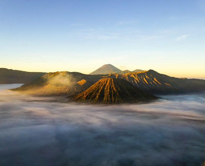 Bromo Mountain Indonesia