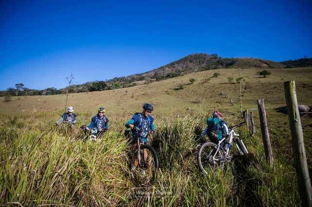 Mountain Bike na Expedição Terra de Gigantes 2018