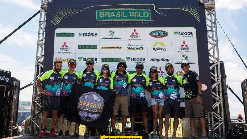 Classificação PRO Brasil Wild 2019