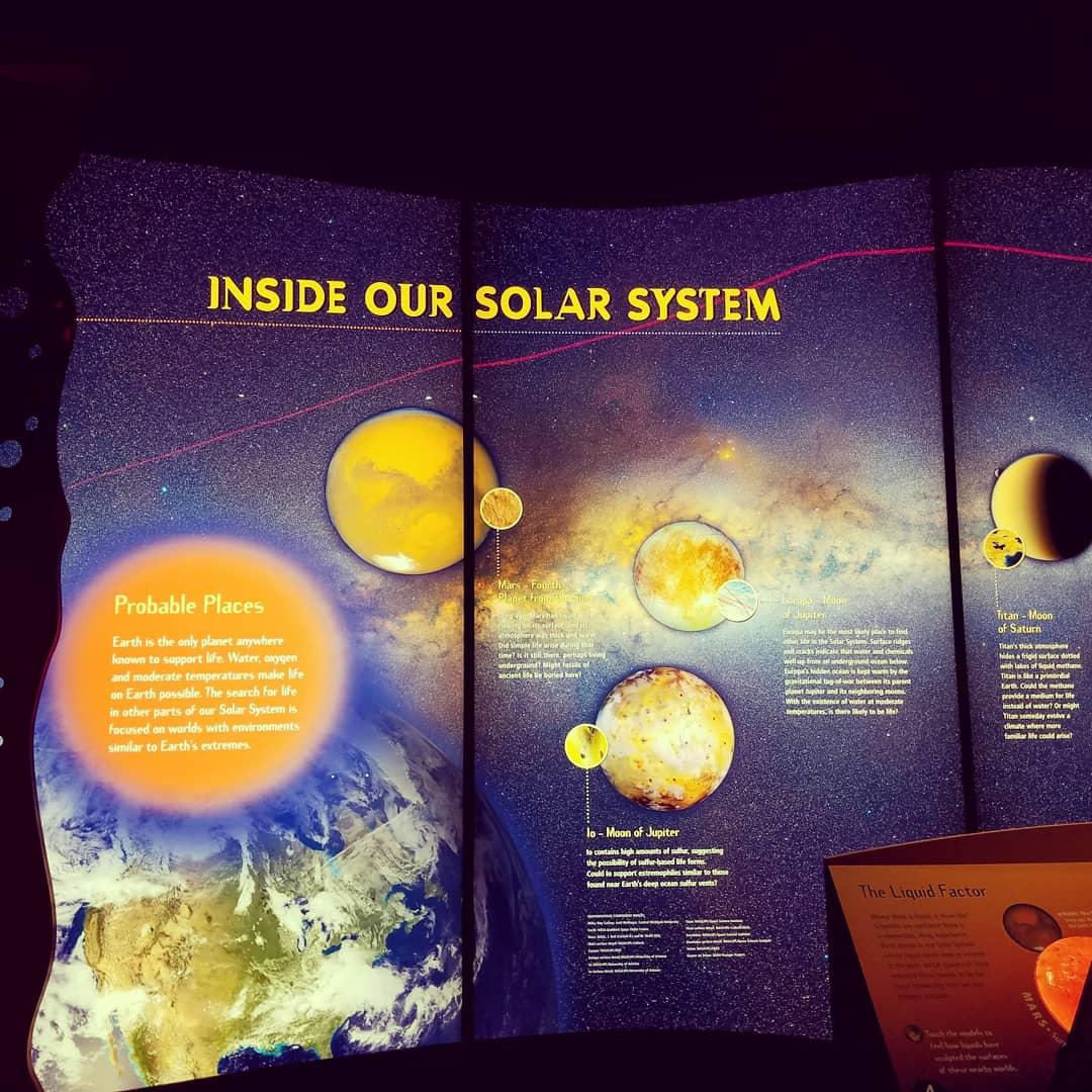 Maryland Science Center in Baltimore - Adventure Moms DC