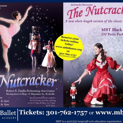 Metropolitan Ballet Theatre's Nutcracker Performance