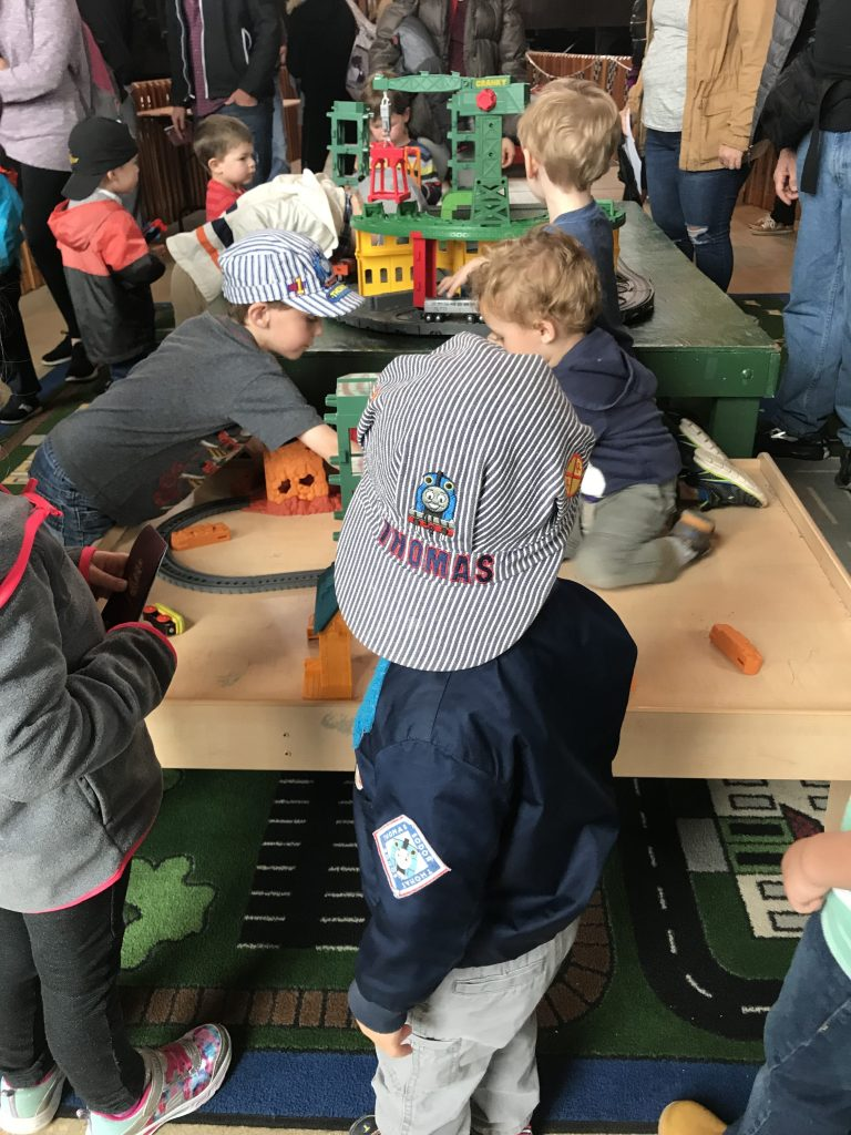 All Aboard For A Day Out With Thomas Adventure Moms Dc