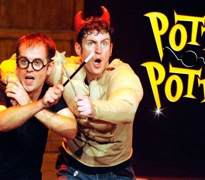 Calling all wizards, muggles, and squibs- Potted Potter is magical!