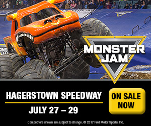 GIVEAWAY: Monster Jam at the Hagerstown Speedway