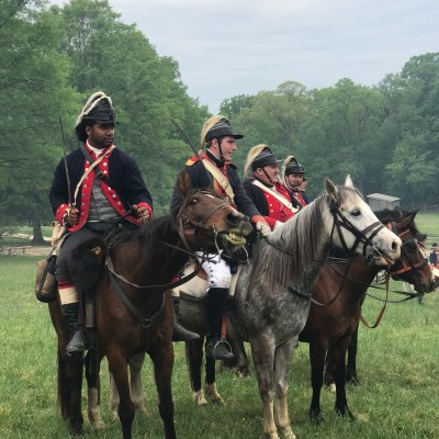 Revolutionary War Weekend at Mount Vernon